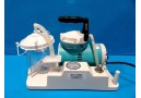 Allied Schuco S330A Portable Aspirator Suction Pump W/ Container ~ 14053