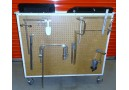 Chick-Langren Orthopedic Surgical Table Parts & Equipment - Traction Cart (3692)