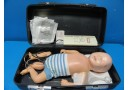 Laerdal Resusci Baby with Skillguide Hardcase, Alcohol swabs & Airways (10934)