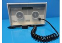 ALARIS IVAC 9000 CORE CALIBRATOR W/ Thermometer Cable ~ NO ADAPTER (11696)