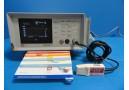 Abbott Critical Care Systems Oximetrix 3 SO2/CO Computer W/ Optical Module (9572