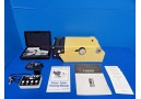 Bacou Titmus II -S Vision Tester W/ Keypad Controler Adapter Manual Case~14285