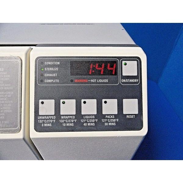 amsco steris eagle 10 model e10ap autoclave steam sterilizer w 2 rh themedicka com Amsco Warming Cabinet amsco eagle 10 service manual