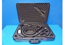 Pentax VE-P1813 Flexible Endoscope Fiberscope W/ EG-2731 Case ~ 13856