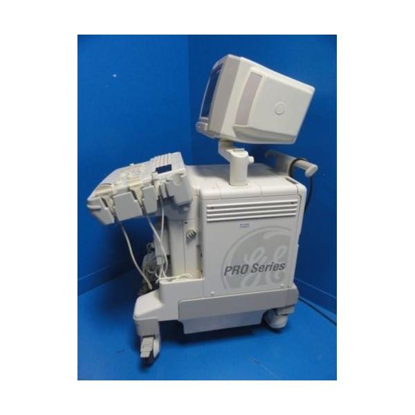 ge logiq 500 pro series ultrasound w c358 s222 la39 probes rh themedicka com