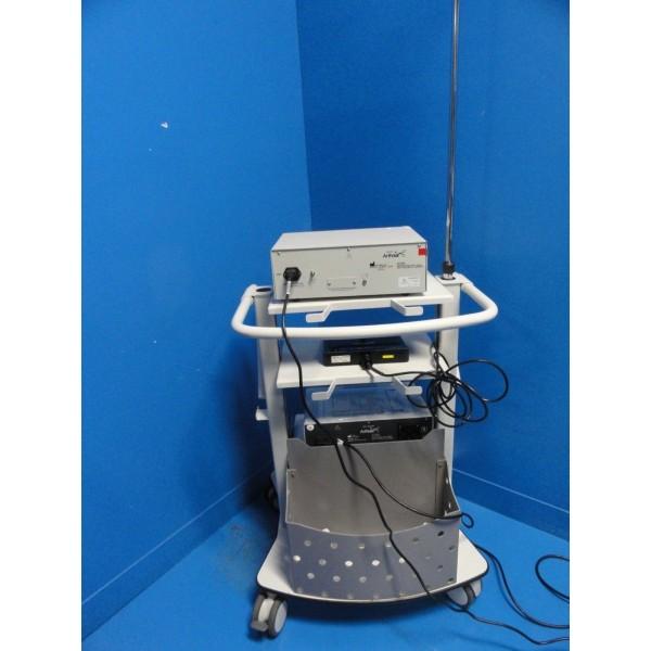 2013 arthrex aps ii ar  8310 foot control pump u0026 cart