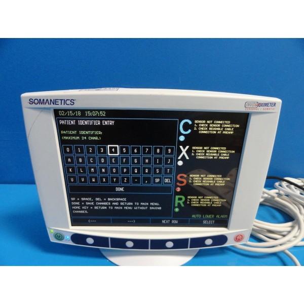 Covidien Invos 5100C Cerbral Somatic Oximeter W
