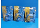 3 x BELKIN CAT6 Networking-Ethernet Cable RJ45 Male Gold Series 50ft-15.2m~14450
