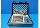 BARD H-8010 IABP Intra-Aortic Balloon Pump Training Simulator W/ Case ~15308