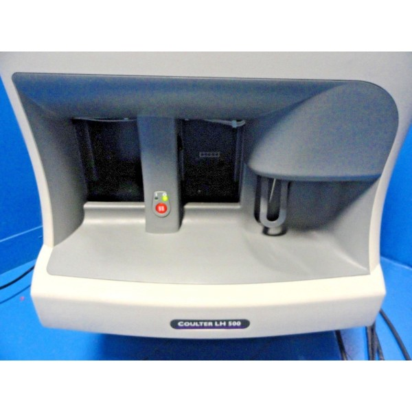 2009 Beckman Coulter LH 500 Hematology Analyzer W/ Software