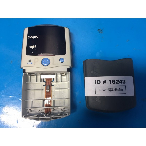 Nonin PalmSAT 2500 Digital Hand-Held Pulse Oximeter Witout