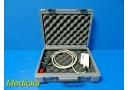 2003 Siemens Acuson 08267215 2.0MHz NonImaging Ultrasound Transducer Probe~17727