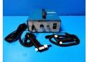 Circon ACMI BC-300 BICAP III (Bipolar Circumactive Probe) Console & Handle~13400