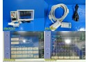 Fukuda Denshi DataScope Expert DS-5300 Patient Monitor W/ Hosing & Module ~18195