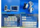 Fukuda Denshi DataScope Expert DS-5300 Patient Monitor W/ Module Housing~ 18197