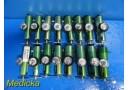 16X Flotec Inc RR800-100MI Oxygen Regulators *All in good shape* ~ 18252
