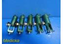 5X Flotec Inc RR800-100MI Oxygen Regulators ~ 18253