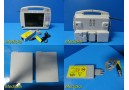 2010 Invivo Precess 3160DCU MRI Patient Monitor W/ 2X Batteries+Power Sup~19017