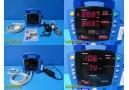 GE Dinamap Procare 400 Patient Monitor W/ NEW NBP Hose & NEW SpO2 Sensor ~ 19176