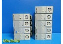 9X HP M1002A ECG/RESP Patient Monitoring Modules *TESTED & WORKING* ~ 20298