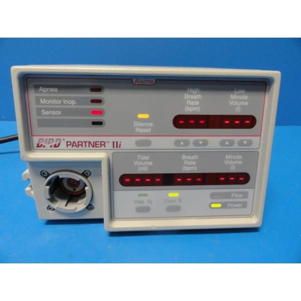 vip bird bird partner iii infant pediatric ventilator monitor 7608 rh themedicka com Time-Cycled Ventilators Ventilator Brands