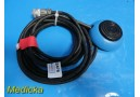 TYCO Valleylab E6019 Bipolar Foot-Switch, 15-Ft long Cable ~ 22476