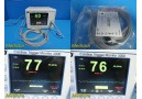 IVY Biomedical System Inc Cardiac Trigger Monitor 3000 W/ ECG Cable ~ 22796