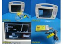 2008 Invivo 3160DCU Precess Patient Monitor W/ Battery & Power Supply ~ 23281