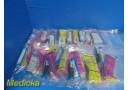 14 x Teleflex 77700 Rusch Dispoled Handles W/ Rusch Mac 3 / Mac 4 Blade ~23059
