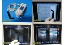 14 x Teleflex 77700 Green Rusch Laryngoscope Handles W/ Mill 3 / 4 Blades~ 23058