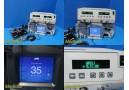 2010 Arthrex APS II Shaver W/Foot Control Dual Wave Pump + Hand Remote ~ 23143