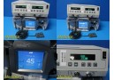 2010 Arthrex APS II Shaver Console W/ AR-6480 Dual Pump & Remote ~ 23152