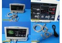 Welch Allyn 62000 Series Vital Sign Monitor W/ ECG Lead & NBP Hose ~ 23606