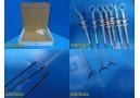 7X Olympus FB-15C-1,FG-53SX-1 & FB-21SW, FB-19SX-1 Flexible Forceps ~ 23843